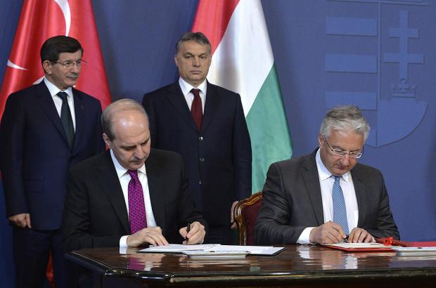 Orbán Viktor; Semjén Zsolt; DAVUTOGLU, Ahmet