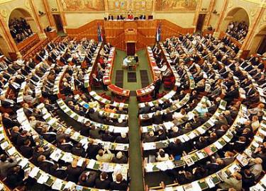 parlament ülésterem