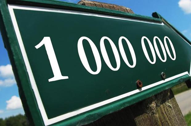 egymillió