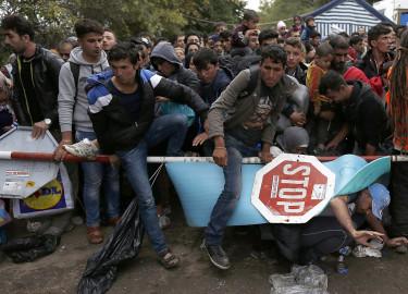 Illegális bevándorlás - Szerbia