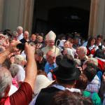 Temesvári püspökké szenteltés
