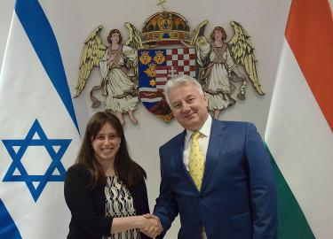 izraeli-magyar