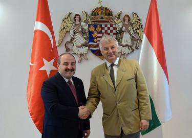 török miniszteri vizit