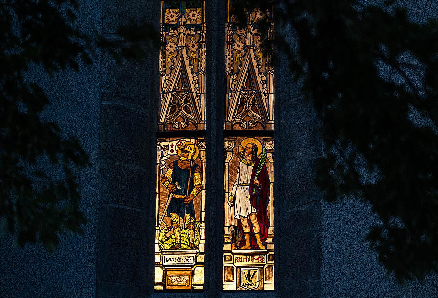 A soproni Szent Mihály-templom újraszentelése. Fotó Botár Gergely.